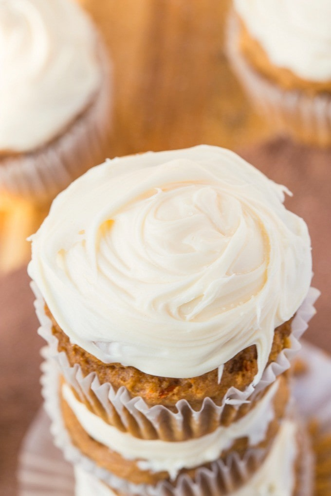 Healthy Carrot Cake Without Sugar
