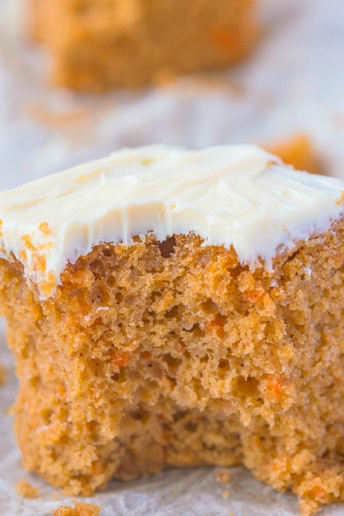 Restaurant quality carrot cake recipe