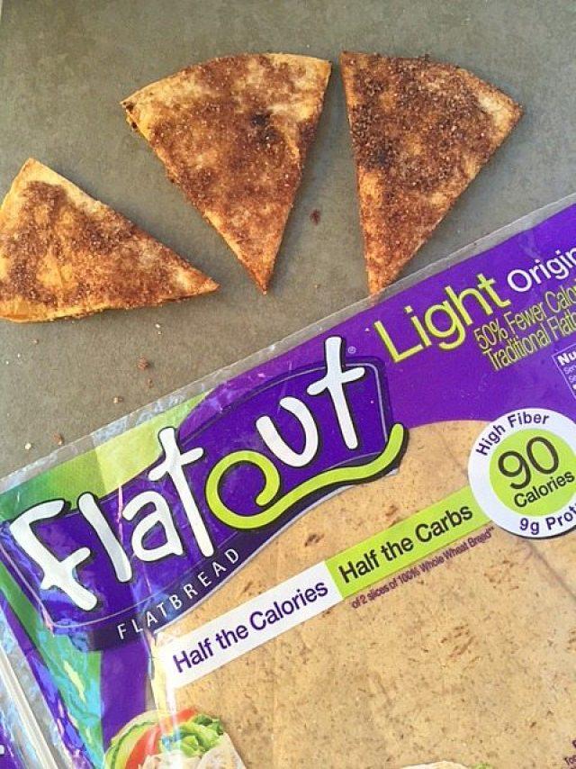 Flatout Light Bread