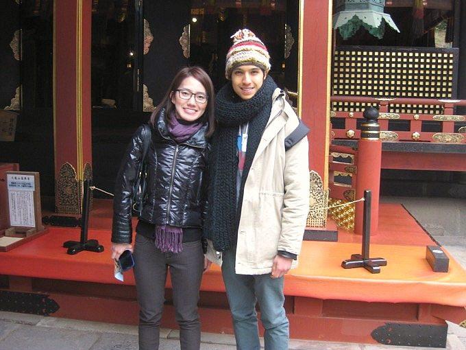 Me and Asano- Japan- thebigmansworld.com