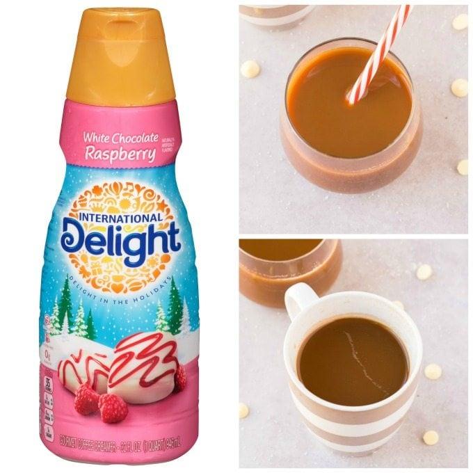 White Chocolate Raspberry Coffee- thebigmansworld.com