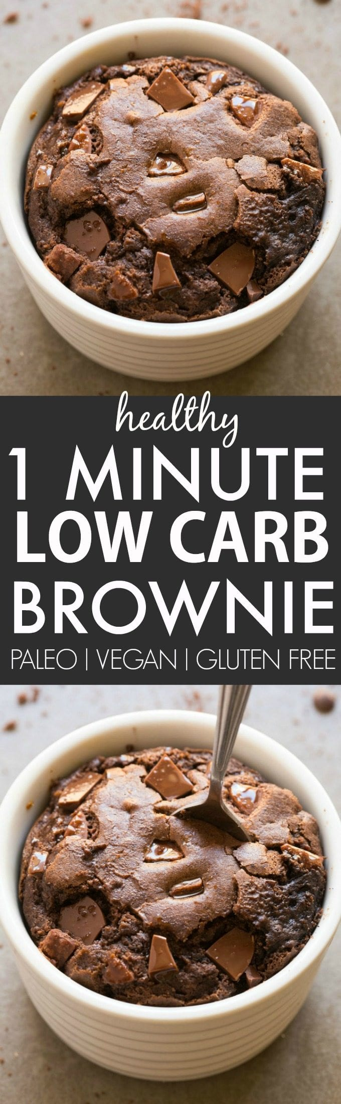 dIET LOW CARB BROWNIE
