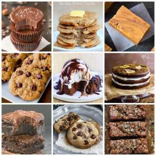 The Best Healthy Flourless Desserts (Paleo, Vegan, Gluten Free)