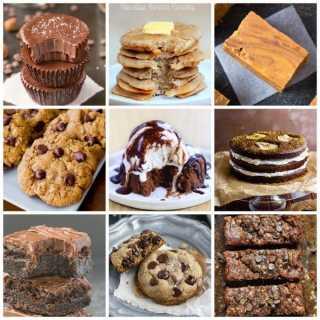 The Best Healthy Flourless Desserts (Paleo, Vegan, Gluten Free)