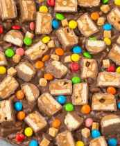 candy bar crunch bars