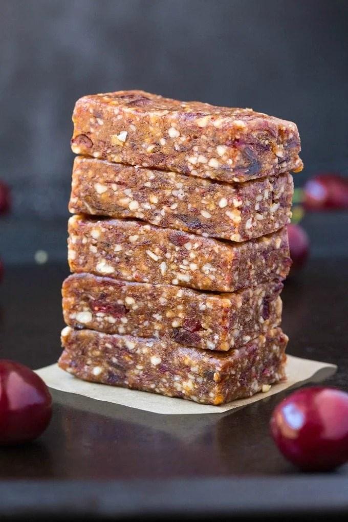 Cherry pie larabar recipe