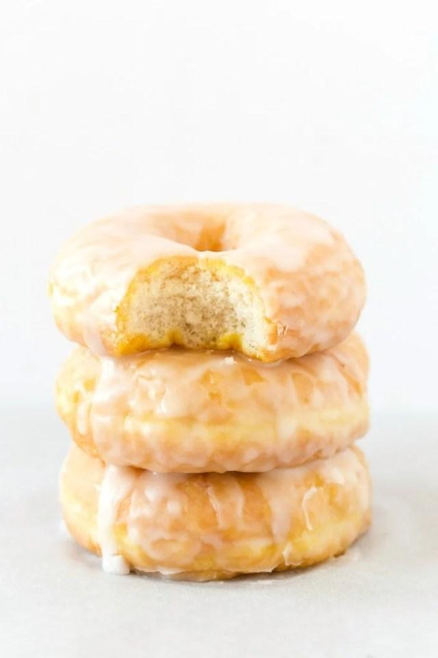 Healthy Easy Baked Krispy Kreme Donut Recipe