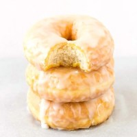 Homemade Healthy Baked Krispy Kreme Donuts Recipe- Vegan, Gluten Free, Paleo, Keto.