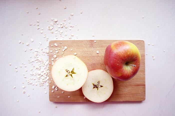 Apple Cinnamon Oats I