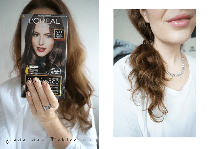 Beauty getestet L'Oreal Paris Préférence nachher