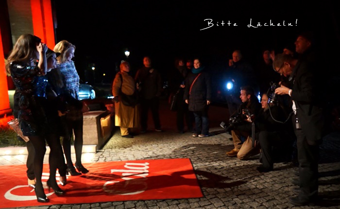 Berlinale Opening Night Fotografen Das Stue Hotel II