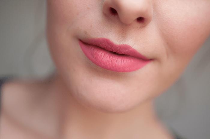 Review Manhatten Lips to last Erfahrungen II colors 59A