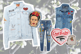 Fashion Trend 2016 Patches Badges Aufnäher
