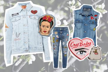Fashion Trend 2016 Patches Badges Aufnäher