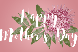 Happy Mother's Day Muttertag card