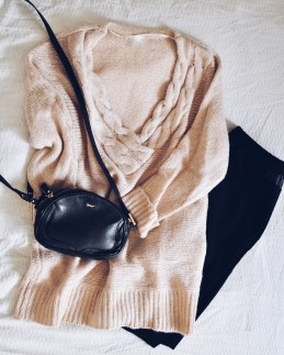 autumn style flatlay