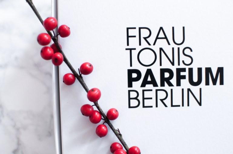 Gewinnspiel Giveaway Frau Tonis Parfum Berlin