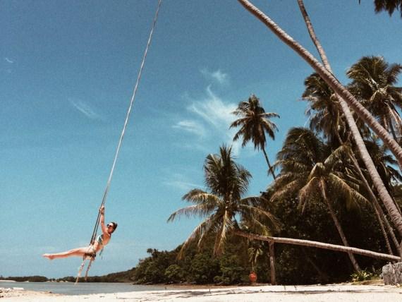 Thailand Reiseroute Ko Tan