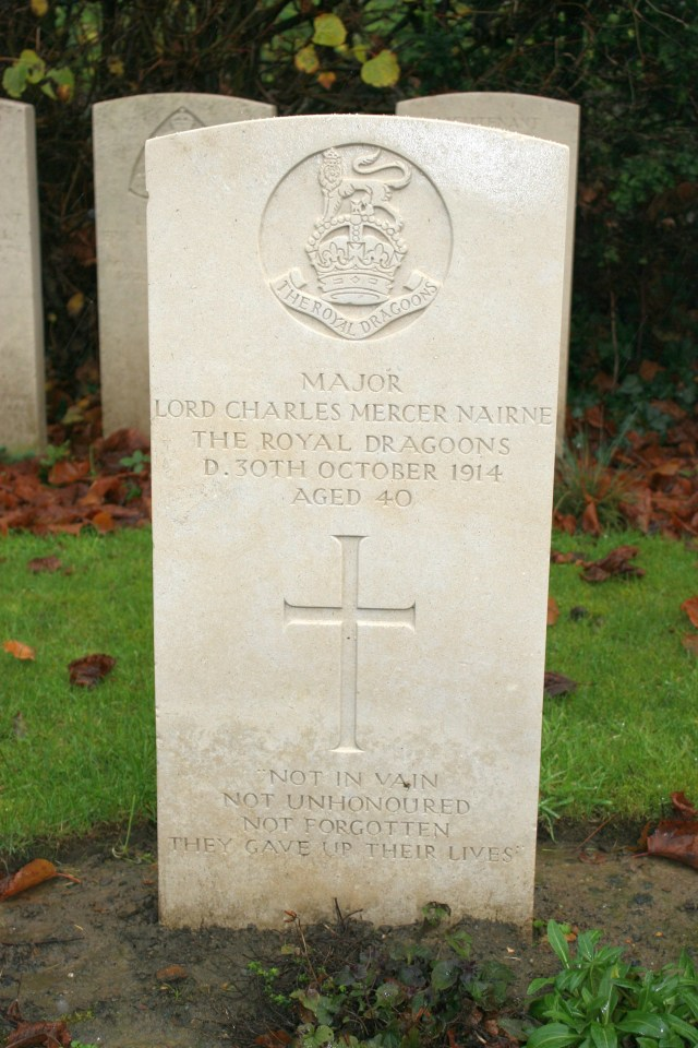 Ypres Town Cemetery