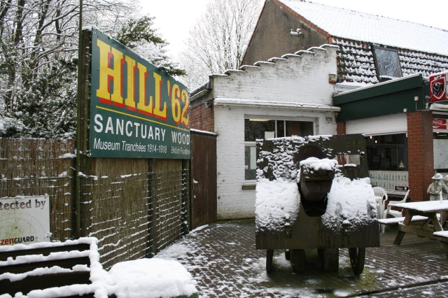 Hill 62 Museum