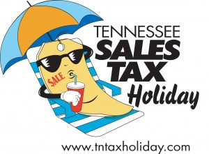 Tennessee Sales Tax Holiday