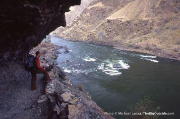 Eagle Nest, Oregon Snake River Trail