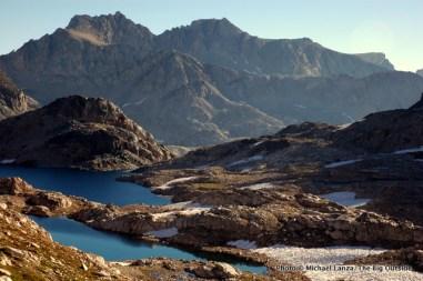 Helen Lake area, Kings Canyon N.P.,