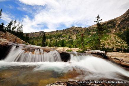 North Fork Cascade Canyon.
