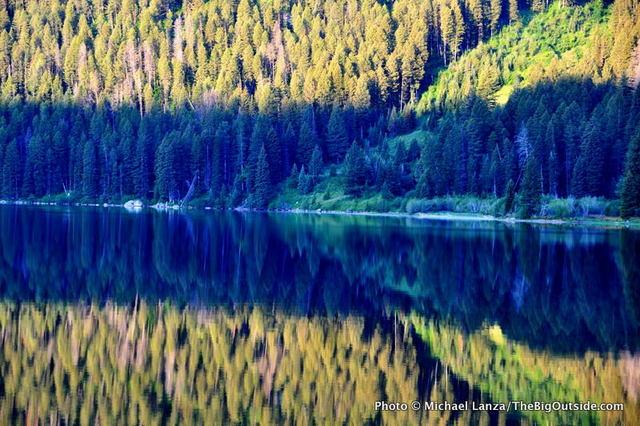 Phelps Lake.