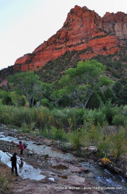 La Verkin Creek.