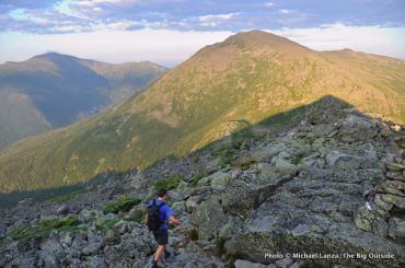Summit of Mount Madison.