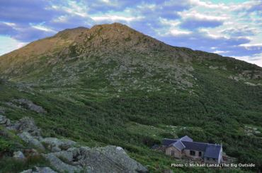 Appalachian Mountain Club's Madison Springs Hut, Presidential Range, N.H.