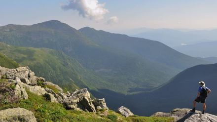 Step Onto Rock. Repeat 50,000 Times: A Presidential Range 'Death March'