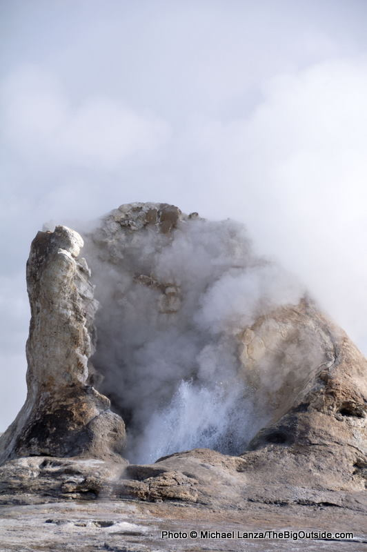 Giant Geyser, Upper Geyser Basin