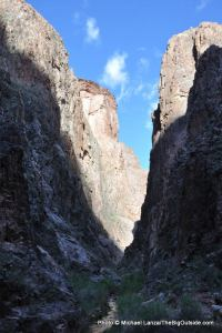 Bright Angel Canyon, North Kaibab Trail.
