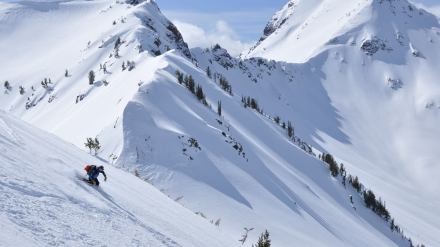 Featured Photo Gallery: Backcountry Skiing Oregon's Wallowa Mountains