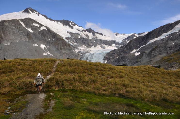 Cascade Saddle route