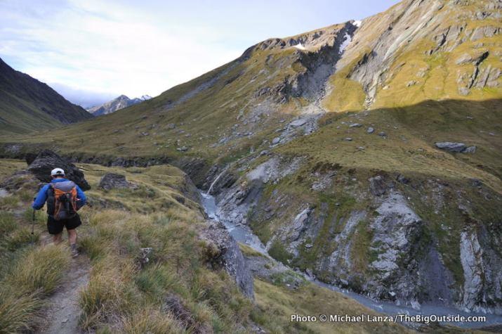 Snowy Creek, Rees-Dart Track