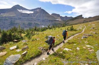 Piegan Pass Trail, Glacier N.P.