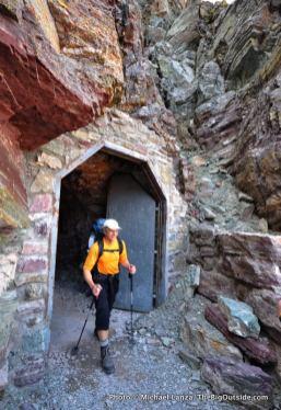 Ptarmigan Tunnel.