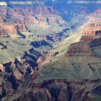 Bright Angel Canyon, Grand Canyon.