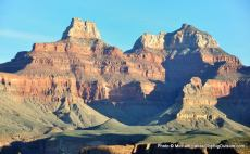 Zoroaster Temple, Grand Canyon.