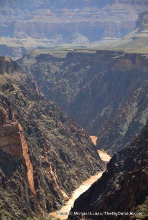Colorado River, Grand Canyon.