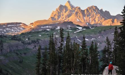 American Classic: Backpacking The Teton Crest Trail