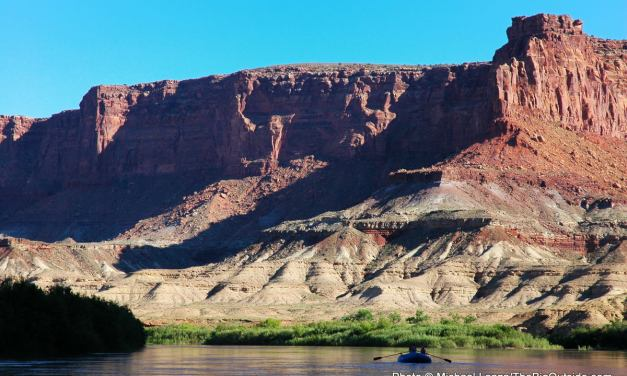Still Waters Run Deep: Tackling America's Best Multi-Day Float Trip on the Green River