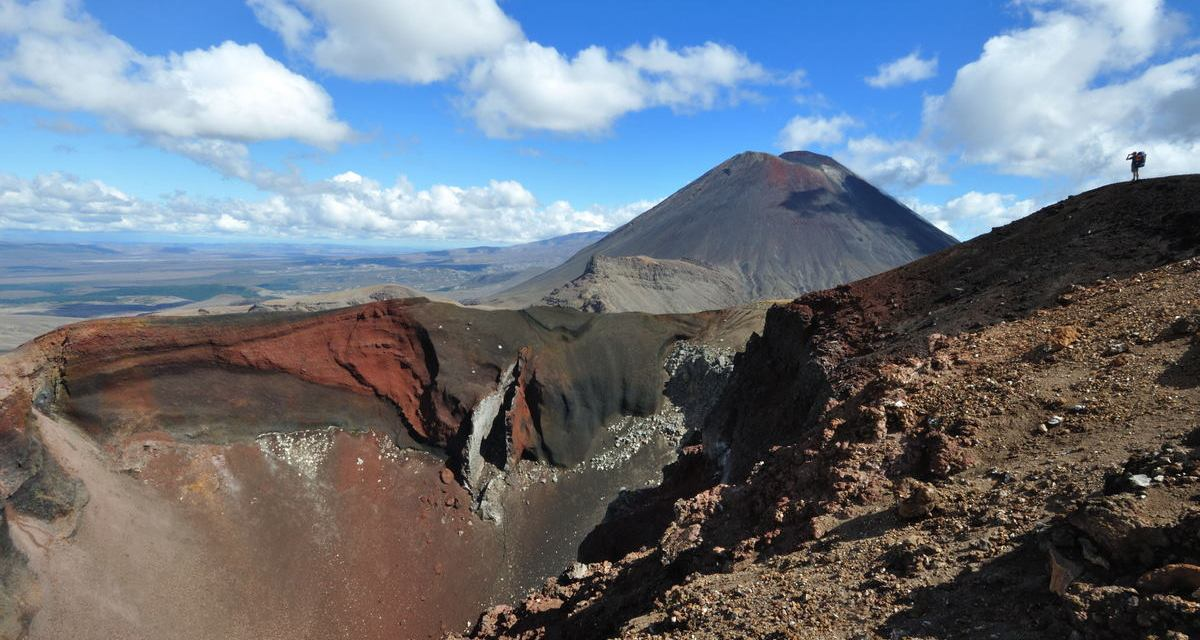 Super Volcanoes: Hiking the Steaming Peaks of New Zealand's Tongariro National Park