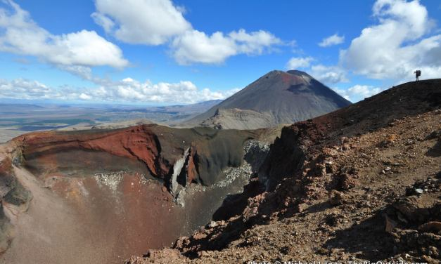 Super Volcanoes: Hiking the Steaming Peaks of New Zealand's Tongariro National Park