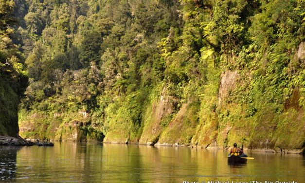 River of Many Stories: Canoeing New Zealand's Stunning Whanganui