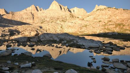 In the Footsteps of John Muir: Finding Solitude in the High Sierra