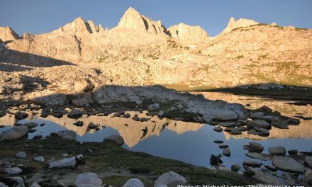 In the Footsteps of John Muir: Finding Solitude in the High Sierra